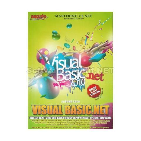 Garuda Media Video Tutorial Mastering Visual Basic.NET 2010 - Belajar Dari Dasar Hingga Dapat Membuat Aplikasi Siap Pakai 1