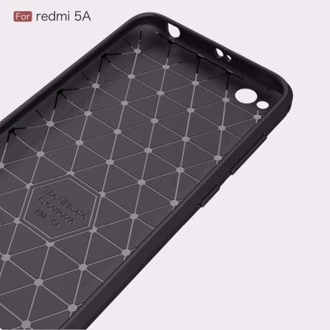 ... GDC iPaky Carbon Fiber Shockproof Hybrid Back Case Xiaomi Redmi 5A Original Free Iring