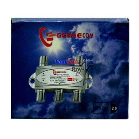 Pencari Satelit Digital-Internasional. Source · Getmecom DiSeqC Switch 4x1 (
