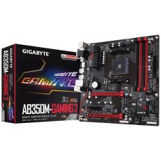 Gigabyte Motherboard GA-AB350M-Gaming 3