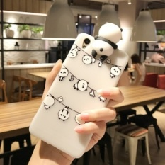 Girls Indah Catoon Taplak Case 3D Lay Chubby Panda Doll Toy Candy Soft TPU Cover FOR OPPO A37/NEO 9
