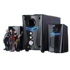 GMC 888D1 Multimedia Speaker - Hitam