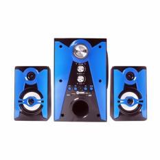 GMC Speaker Aktif 888J Biru