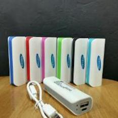 Gogo Grosir Power Bank Samsung 8800 Mah Model Mini - Random