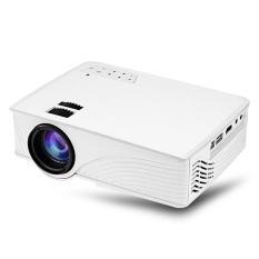 GP-12 LED Proyektor 800x480 Piksel 2000 Lumens (EU PLUG) (Putih)-Intl