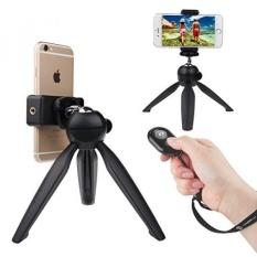 GPL/ CamKix Bluetooth Camera Shutter Remote Control and Premium Tripod for Smartphones ヨ Create Amazing Photos and Selfies (Premium Tripod + Bluetooth Shutter Remote)/ship from USA
