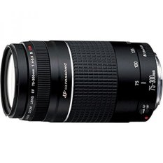 GPL/ Canon EF 75-300mm f/4-5.6 III Telephoto Zoom Lens for Canon SLR Cameras (Certified Refurbished)/ship from USA - intl