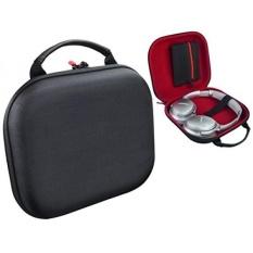 GPL/CaseSack Headphone Travel Carrying Case ATH-M50, M50x, ANC29, ESW9, ESW10, ES88, WS77, Creative Aurvana Live 2, SONY MDR-XB950BT, MDR-XB920, MDR-XB900, NWZ-WH303, WH505, MDR10RBT, AKG, Onkyo ES-CTI300/kapal dari AMERIKA SERIKAT-Intl