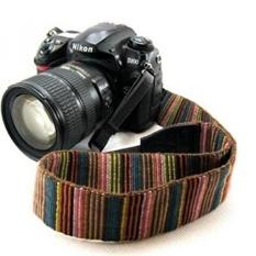 GPL/ Mavota Adjustable Colorful Strape Spot Camera Strap Shoulder Neck Camera Belt For Canon Nikon Olympus Panasonic Pentax Sony Fuji DSLR SLR Mirrorless Camera/ship from USA - intl