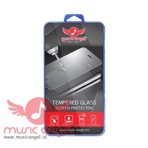 Nillkin Sparkle Leather Case Huawei Ascend P8 Lite Casing Cover Flip - Hitam .