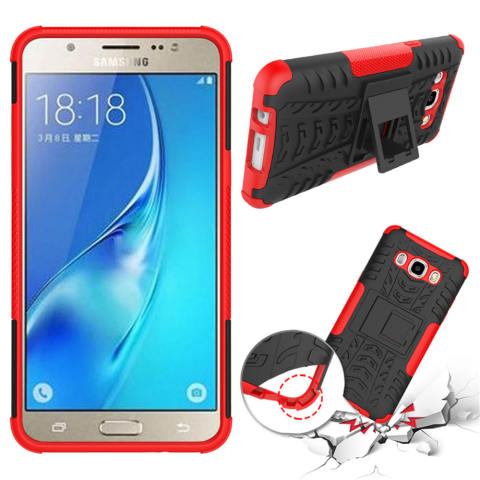 For GuluGuru Samsung Galaxy J5/J5108 (2016) Case [pola .