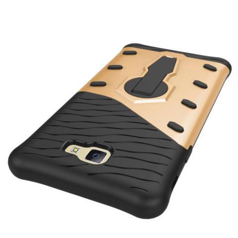 Home; For GuluGuru Samsung Galaxy J7 Perdana/On7 2016 Case [360 Pemegang Standarnya