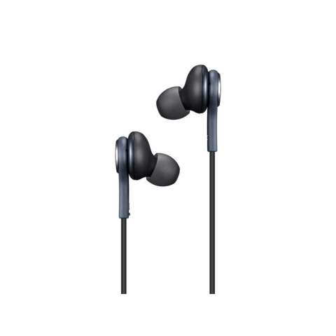 Handsfree In Ear Earphone Jack 3.5mm For Samsung Galaxy S8 By AKG/Black