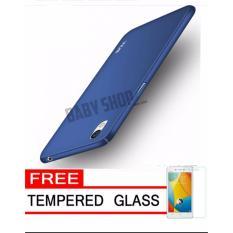 Hardcase Case For VIVO Y51 Ultra Slim Shockproof Premium Matte elegan Free Tamper Glass