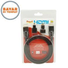 charger mobil USB Ganda iPhone 4 Hitam. Source · kebutuhan hdmi 3in1 .