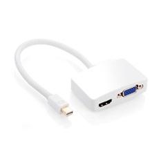 HDMI VGA Mini DisplayPort Ke HDMI VGA TV HDTV Video Kabel AdapterConverter 1080 P untuk Apple MacBook. Macbook Pro. IMac. MACBOOK AIR. Mac Mini. Permukaan Pro 1 2 3 SHf3339-Intl