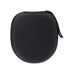 Headphone Earphone CASE Headset Carry Pouch (Hitam) (Hitam)-Intl