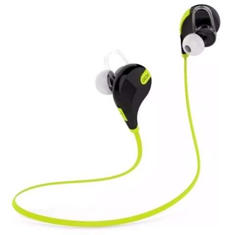 Headset Bluetooth - Mini Gym Sport Bluetooth Earphone + Microphone