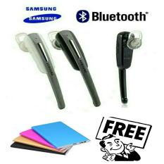 Headset Bluetooth Samsung HM1000 - Handsfree / Earphone - Free Power Bank Slim