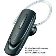 Headset Bluetooth Terbaik Dan Termurah Bluetooth Samsung P11 - Black