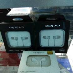 Headset Oppo ORIGINAL 100% Headset Oppo F1 / F3 / F3 PLUS / A37 / A59/F1S / A33 / NEO9 / JOY / DLL