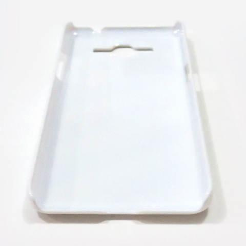 Heavencase Hard Case Casing Cover Motif Piano Keyboard 02 for Samsung Galaxy Grand Prime - Putih