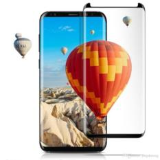 HMC Screen Protector For Samsung Galaxy S9 Plus Full Screen 0.3mm Tempered Glass List Warna - Hitam
