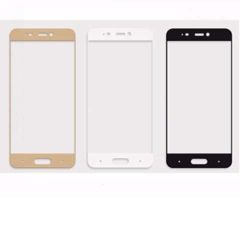 HMC Xiaomi Mi 5 2 5D Full Screen Tempered Glass Lis Black .