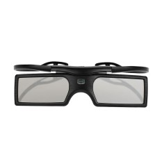 Hot Sell Black Replacement Active 3D Glasses For Samsung Konka 3D TV Television - intl