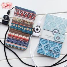 Htc htcm10/m10/onem10/m10 kartun clamshell sarung set ponsel