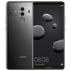 HUAWEI Mate 10 2K Screen 4GB 64GB 20.0MP + 12.0MP Dual Rear Cam Four-sided Curved Glass Body - Black