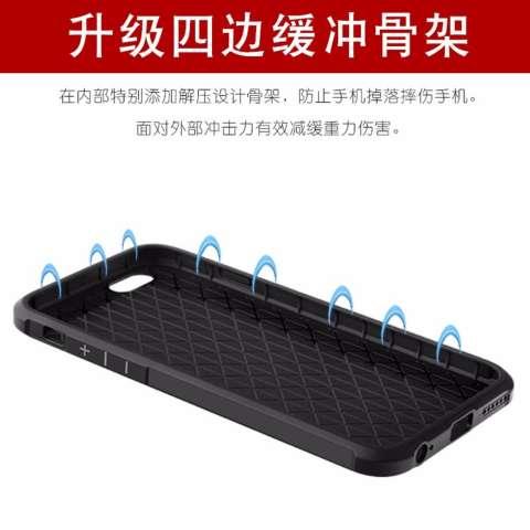Hunter Case TPU Dragon Back Cover Silikon Original for Apple iPhone 6 Plus / 6s Plus