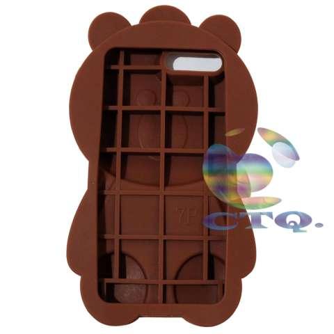 Icantiq Boy Brown Bear 3D Case Apple iPhone7G+   iPhone 7G Plus   iPhone  7S+   d7425e75f2
