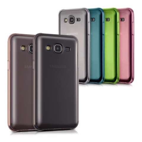 Icantiq Jelly Case Samsung Galaxy Core 2 G355 Luxury Softcase Ultrathin Anti Jamur Air Case 0.3