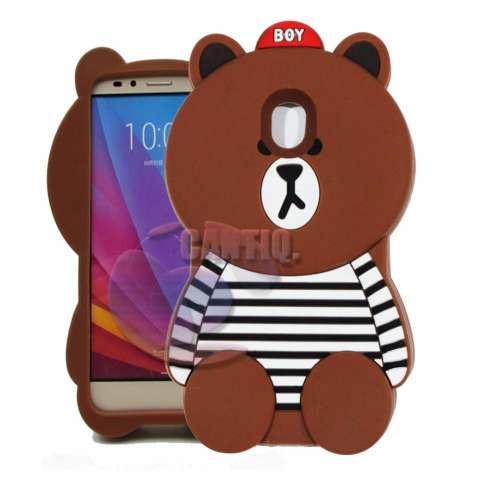 Icantiq Silicone 3D Samsung Galaxy J5 Pro J530 / J5 2017 Soft Case Silicone 3D Boy