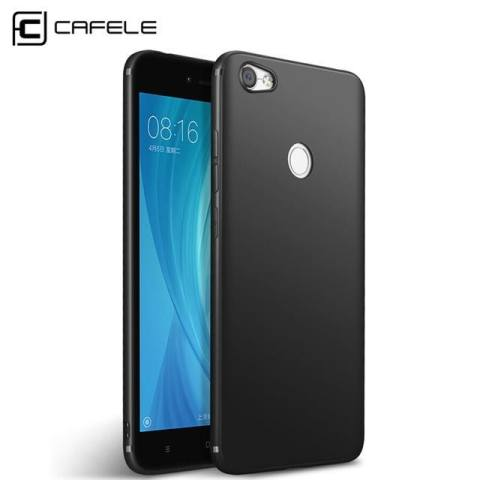 iCase Casing Ultra Slim Black Matte For Xiaomi Redmi Note 5A / Note 5A Prime - Black 1