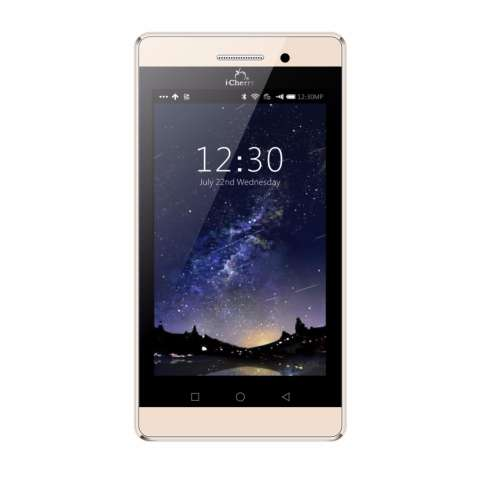"""Home; iCherry C82 HORN 4"""" Android 256 RAM + 512 ROM - GOLD"""