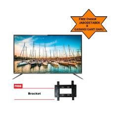 ICHIKO TV LED 50inch Ultra HD 4K Curve Basic (model S5058) Free Bracket
