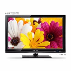 Ikedo LED TV 24 inch - Hitam