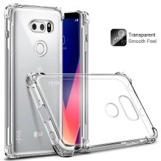 IMAK Airbag Version For LG V30 All-inclusive Shockproof Soft TPU Case - intl