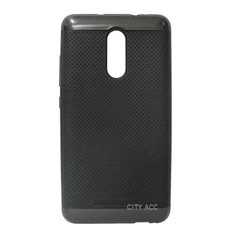 iPaky Case untuk Xiaomi Redmi Note 3 / Redmi Note 3 Pro / 4G - Black