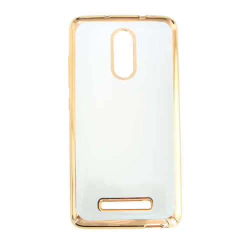 IPAKY TPU Case for Xiaomi Redmi Note 3 - Gold