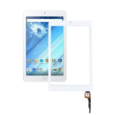 IPartsBuy For Acer Iconia One 8 / B1-850 Touch Screen Digitizer Assembly(White)