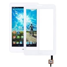IPartsBuy untuk Acer Iconia Tab 7 A1-713HD Rakitan Digitizer Layar Sentuh (Putih)-Intl