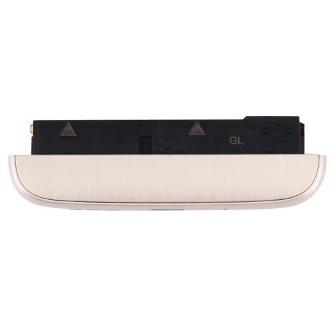 I Parts Beli For LG G5/H840/H850 Bawah (Pengisian Dock + Mikropon + Speaker Ringer Buzzer) Modul (Emas) 1