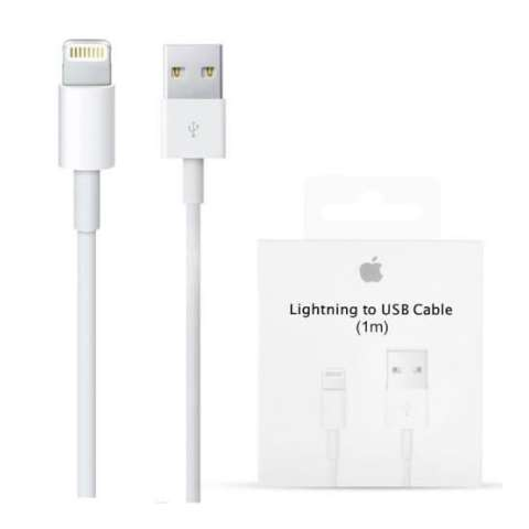 Iphone Kabel Data dan Charger Lightning USB Cable 5/5s/6/6s/
