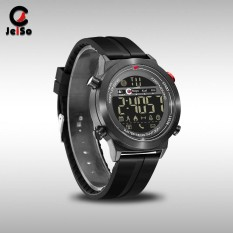 JeiSo A1 Smart Watch IP67 Waterproof Passometer Call Message Reminder Fitness Tracker Sport Smartwatch for IOS Android Phone - intl