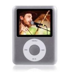 Bergabung 8 GB Slim MP3 MP4 Player 1.8D LCD Layar FM Radio Video GamesMovies Baru W78 6 Warna-Intl