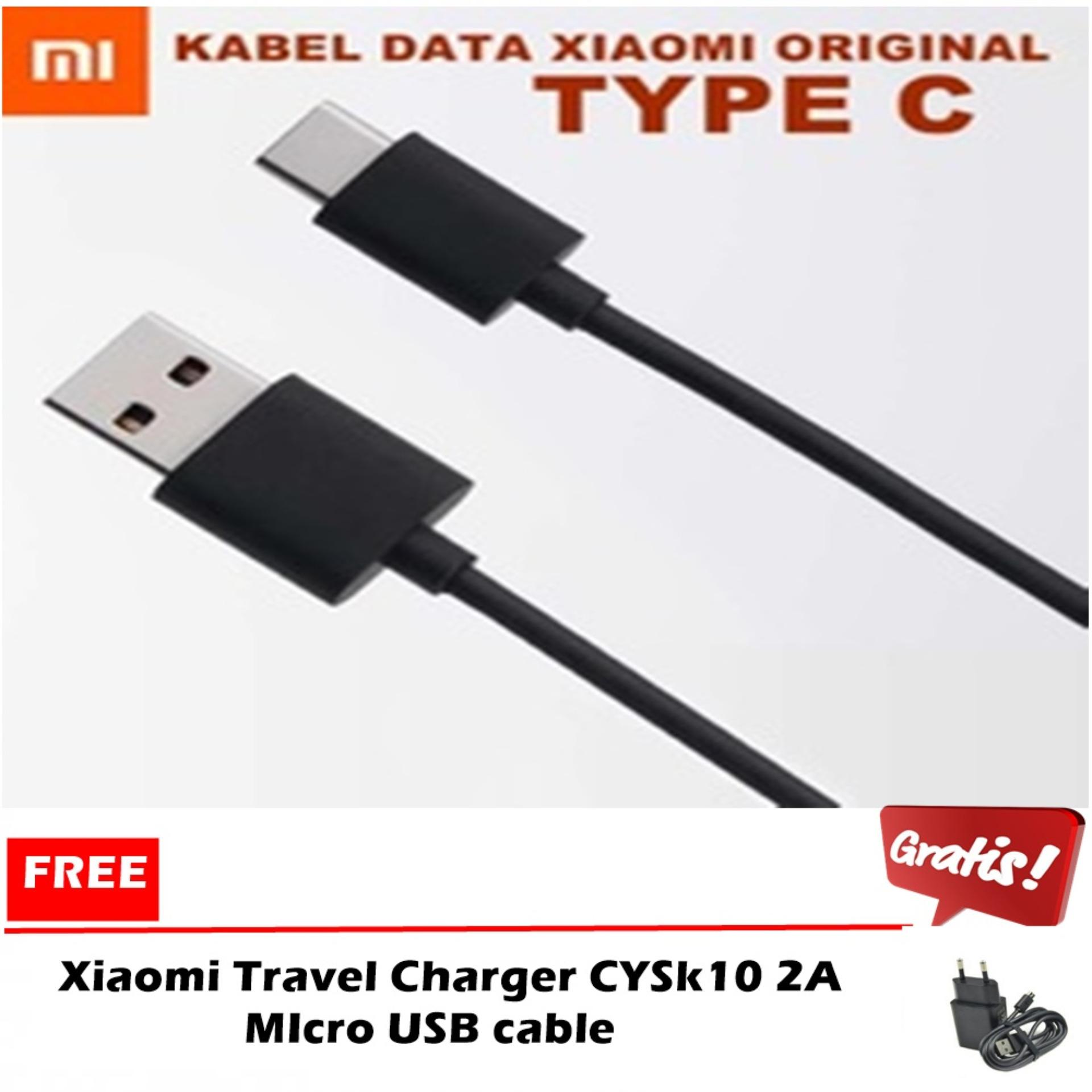 Jbs Xiaomi Original Micro Usb And Data Sync Cable Charger 2a Kabel Xiomi Type C Microusb Fast Hitam Black Source