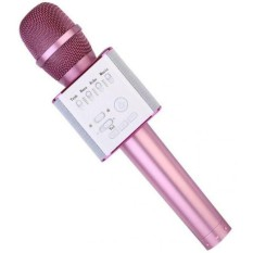 Kado Unik-- Mic Karaoke Wireless Q9 / Mic Smule / Mix Wireless Bluetooth / Mix Karaoke Murah